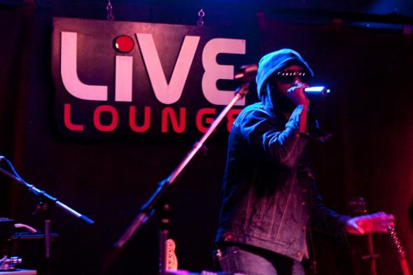 k-os @ The LiVE Lounge