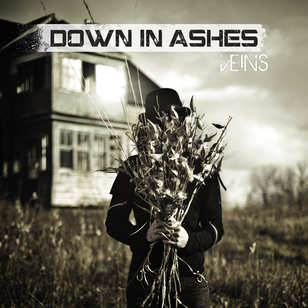 Down In Ashes Veins Album Cover