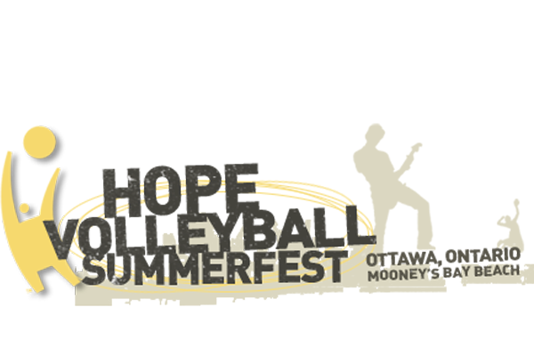 Hope Volleyball Summerfest 2014