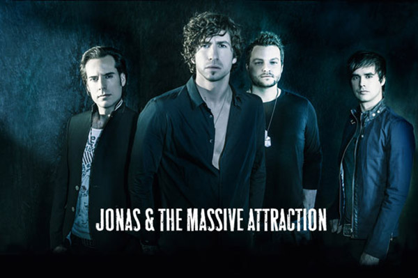 Jonas and The Massive Attraction