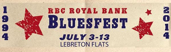 Ottawa Bluesfest 2014