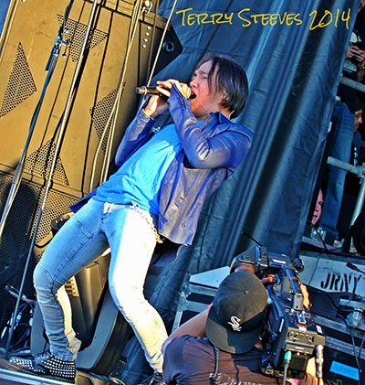 Bluesfest 2014 - photo by Terry Steeves