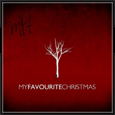 Christmas Album Cover Images.My Favourite Tragedy My Favourite Christmas Cd