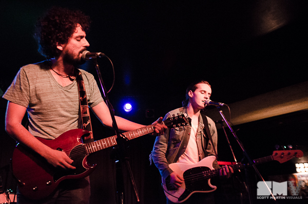 Sam Cash and the Romantic Dogs at Mavericks