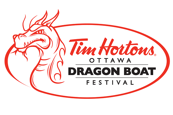 Ottawa Dragon Boat Festival - 2016 logo