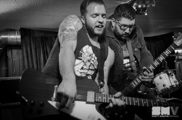 The Motorleague perform at House of TARG