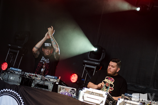 A Tribe Called Red at Ottawa Dragon Boat Festival 2016