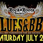 Boutique Blues & BBQ Festival – Fundraiser, food & fun all in one