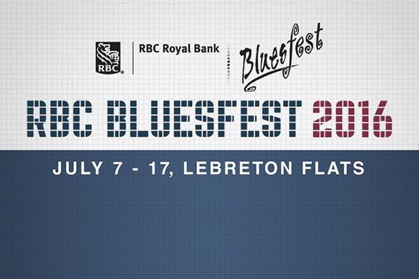 RBC Ottawa Bluesfest 2016