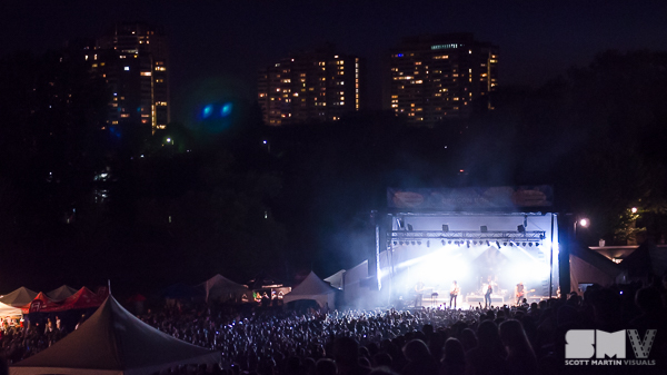 July Talk at Ottawa Dragon Boat Festival 2016