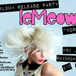 Join leMeow as they release their debut at The Rainbow!