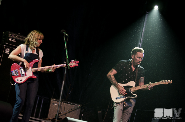 Amanda Rheaume at Ottawa Bluesfest 2016
