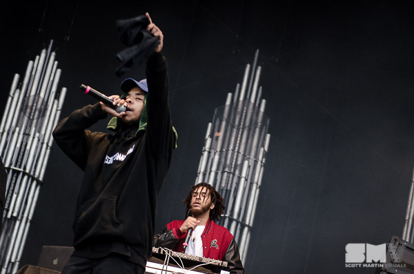 Earl Sweatshirt at Ottawa Bluesfest 2016