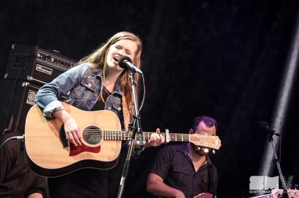 Grace Lachance at Ottawa Bluesfest 2016