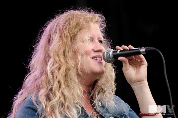 Lindsay Ferguson at Ottawa Bluesfest 2016
