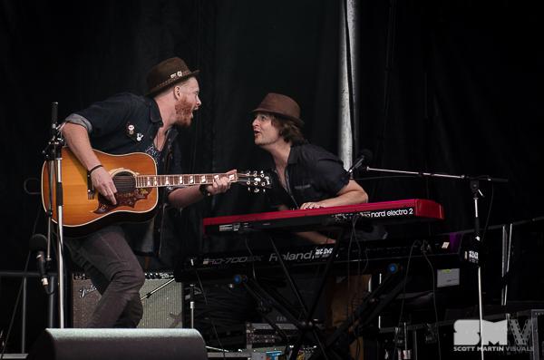 Silver Creek at Ottawa Bluesfest 2016