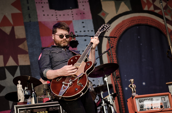 The Decemberists at Ottawa Bluesfest 2016