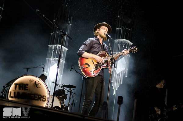 The Lumineers at Ottawa Bluesfest 2016