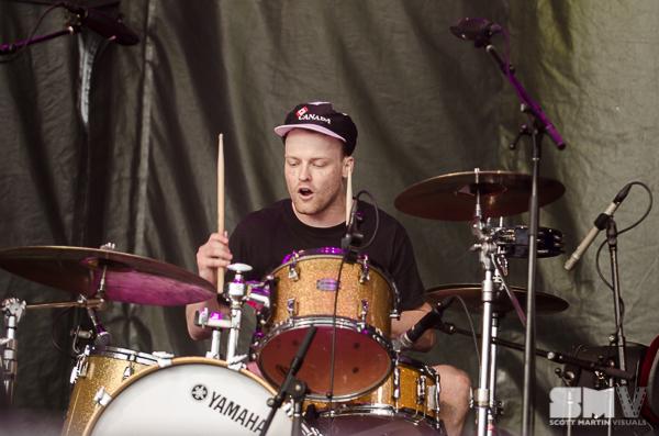 The Yips at Ottawa Bluesfest 2016