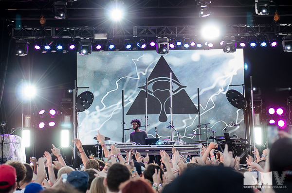 XXYYXX at Ottawa Bluesfest 2016