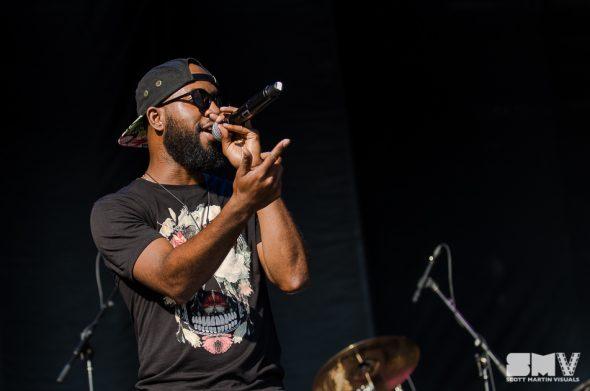 Blakdenim at Ottawa Bluesfest 2017 by Scott Martin Visuals