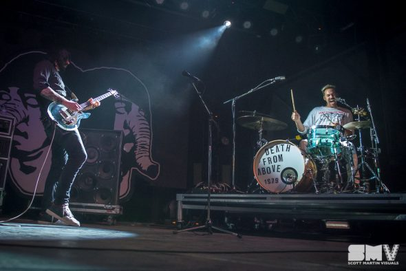 Death From Above 1979 at Ottawa Bluesfest 2017 by Scott Martin Visuals