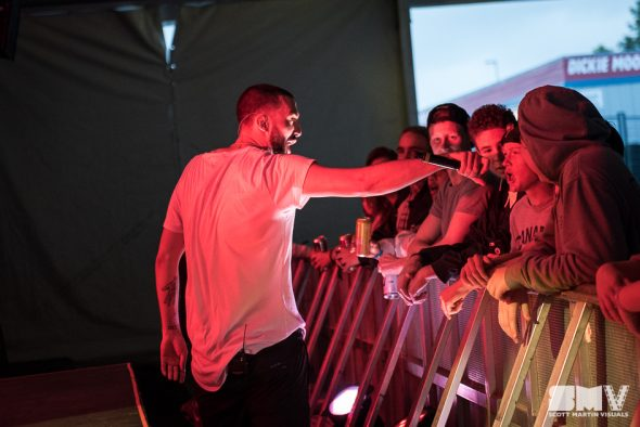 Drae at Ottawa Bluesfest 2017 by Scott Martin Visuals