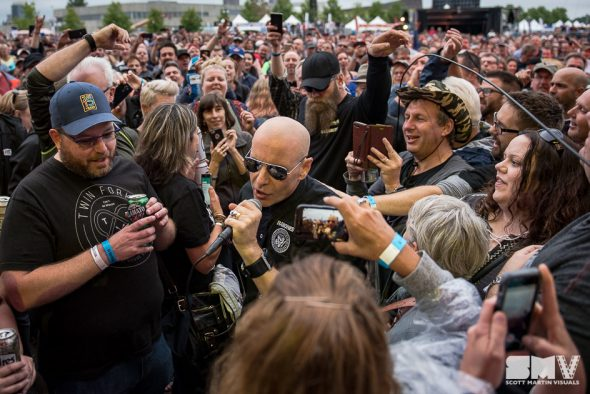 Headstones at Ottawa Bluesfest 2017 by Scott Martin Visuals