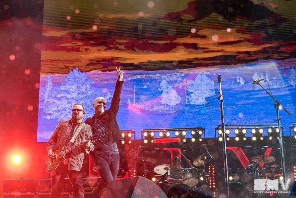 Live at Ottawa Bluesfest 2017 by Scott Martin Visuals