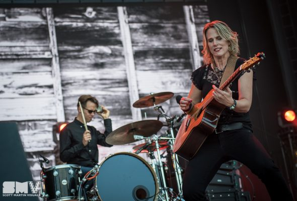 Ottawa Bluesfest Day 3 kicks off with a slew of great sets from local artists