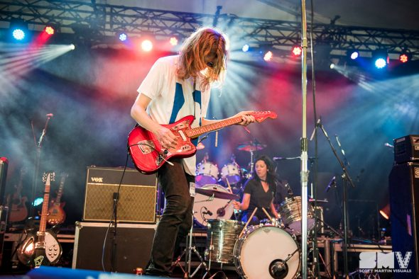 Taylor Knox and The Good Intentions at Ottawa Bluesfest 2017 by Scott Martin Visuals