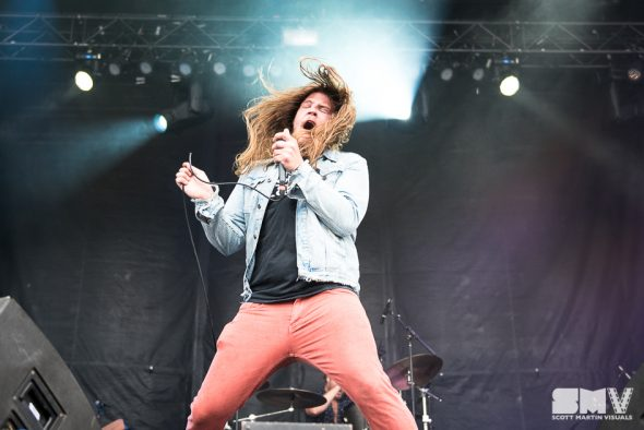 The Glorious Sons at Ottawa Bluesfest 2017 by Scott Martin Visuals