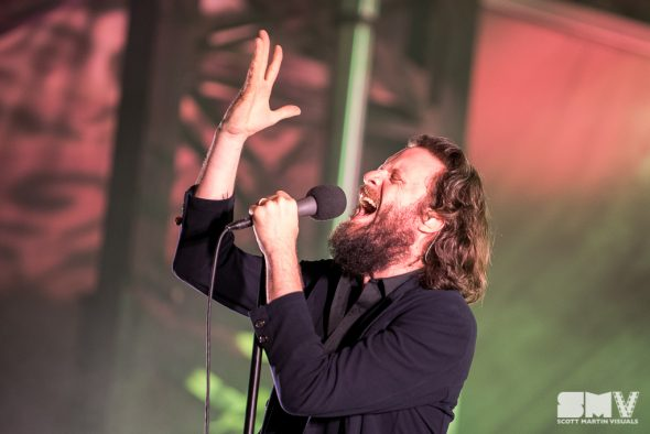 Father John Misty at CityFolk 2017. Photo credit: Scott Martin Visuals