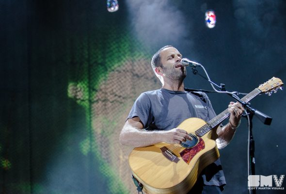 Chilling with Jack Johnson at CityFolk