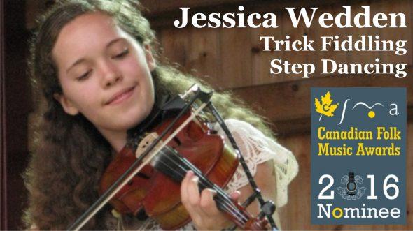 Jessica Wedden promo