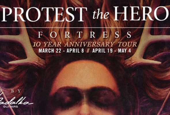 Protest The Hero 'Fortress' 10 Year Anniversary Tour