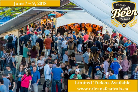 Orleans Craft Beer Festival 2018