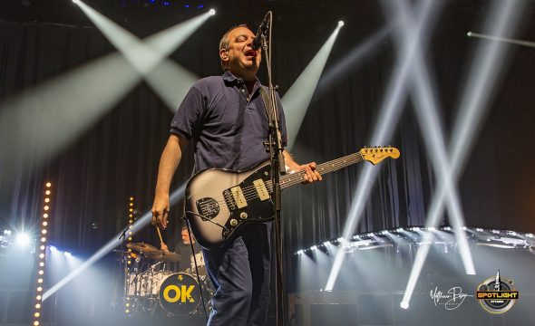 Matthew Good at TD Place by Matthew Perry