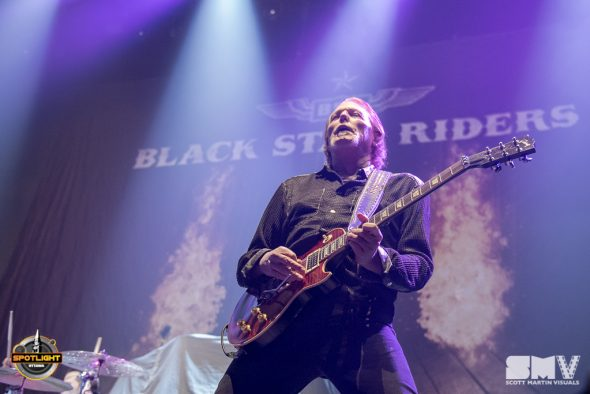 Black Star Riders at TD Place Arena 2018 by Scott Martin Visuals