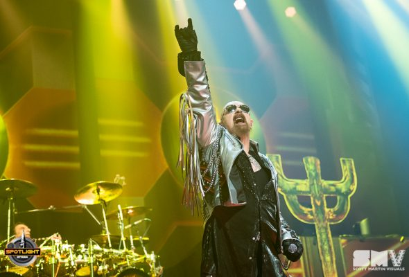 Judas Priest unleashes Firepower on Ottawa's metal heads