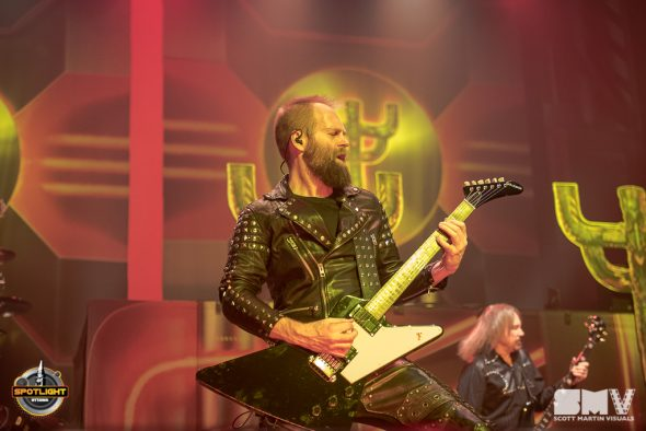 Judas Priest at TD Place Arena 2018 by Scott Martin Visuals