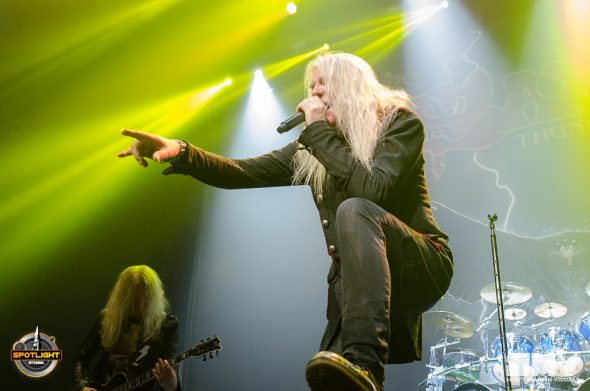 Saxon at TD Place Arena 2018 by Scott Martin Visuals
