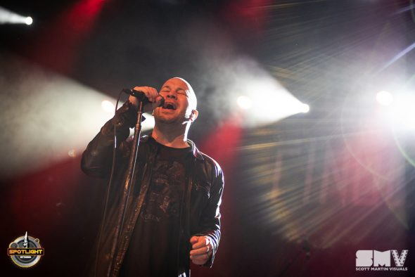 Finger Eleven at Algonquin Commons Theatre by Scott Martin Visuals