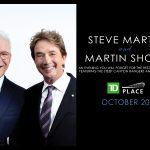 TD Place presents Steve Martin and Martin Short this October