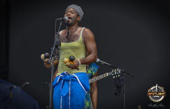 Jupiter & Okwess at Ottawa RBC Bluesfest 2018 by Matthew Perry