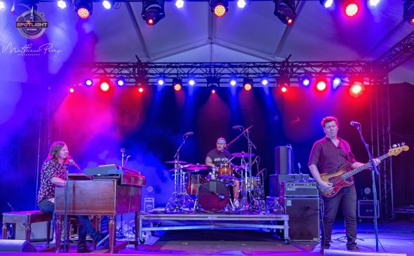 Lachy Doley at Ottawa RBC Bluesfest 2018 by Matthew Perry