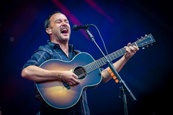 Dave Matthews Band at Ottawa Bluesfest 2018 by Mark Horton