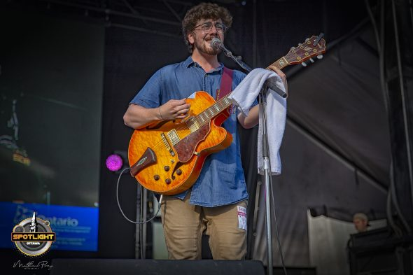 The Okies at Ottawa RBC Bluesfest 2018 by Matthew Perry