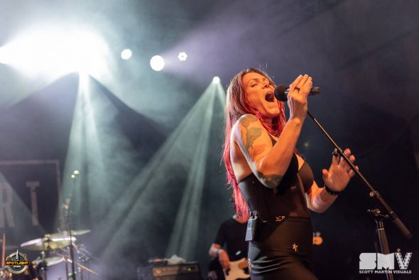 Beth Hart at Ottawa Bluesfest 2018 by Scott Martin Visuals