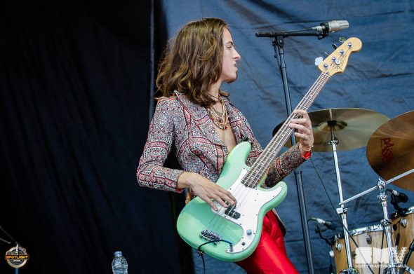 Greta Van Fleet at Ottawa Bluesfest 2018 by Scott Martin Visuals